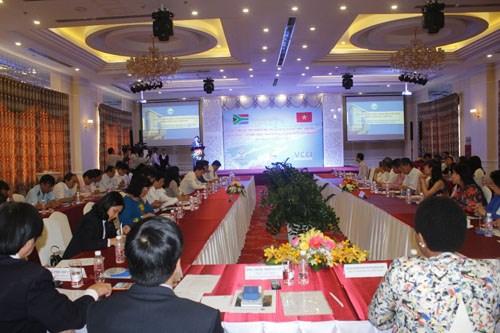 越南与南非加大贸易及旅游促进力度 hinh anh 1