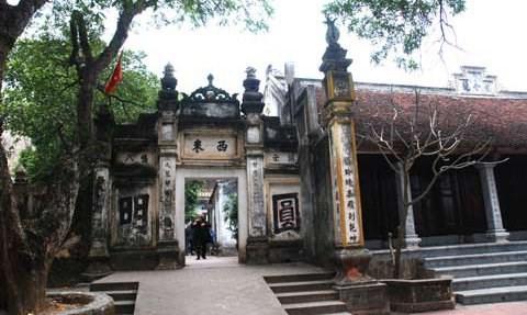 寺院与村庄文化 hinh anh 2