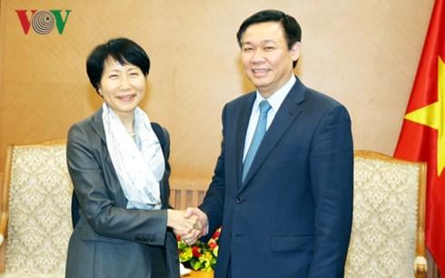 王廷惠副总理:越南一直努力成为环境及气候变化类国际组织负责任一员 hinh anh 1