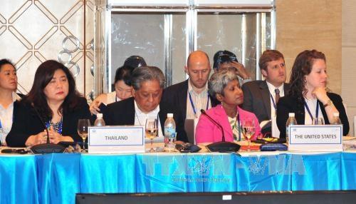 2017年越南APEC峰会:越南关于巩固粮食安全和可持续增长的倡议获高度评价 hinh anh 1