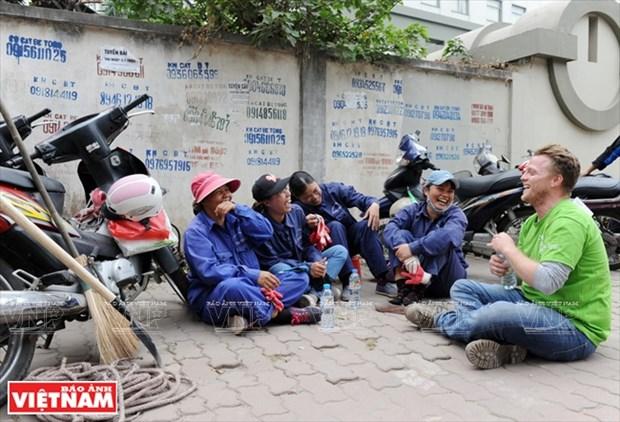 Keep Hanoi Clean为河内清洁行动 hinh anh 12