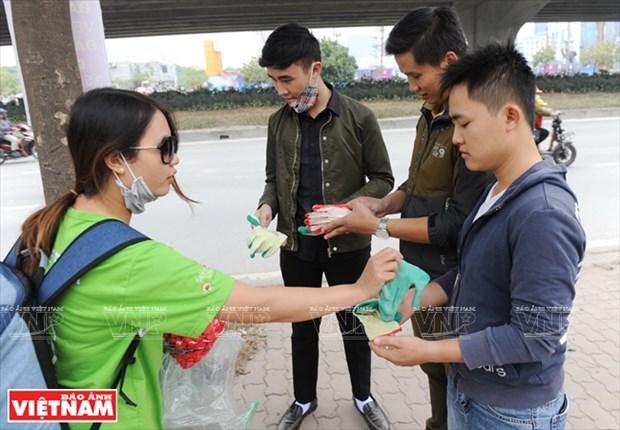 Keep Hanoi Clean为河内清洁行动 hinh anh 3