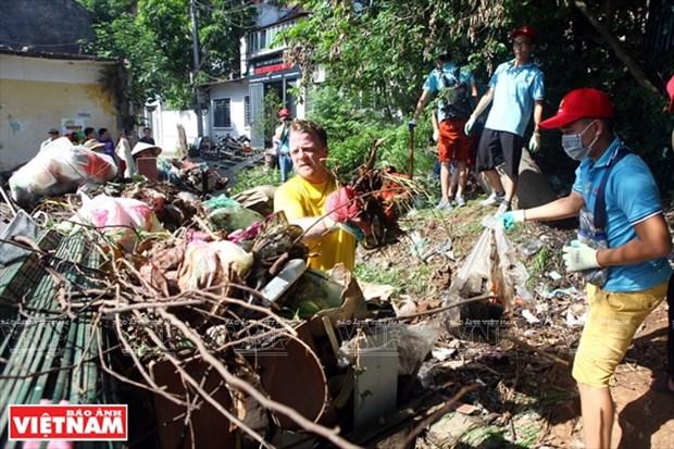 Keep Hanoi Clean为河内清洁行动 hinh anh 4