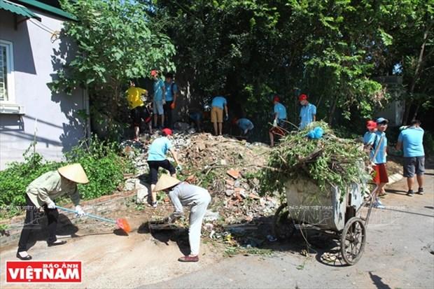 Keep Hanoi Clean为河内清洁行动 hinh anh 5