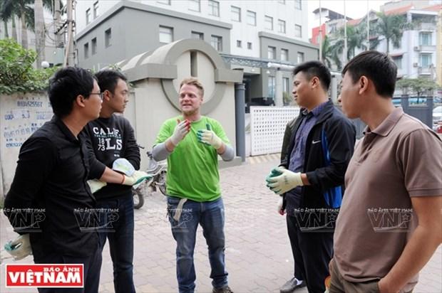 Keep Hanoi Clean为河内清洁行动 hinh anh 7