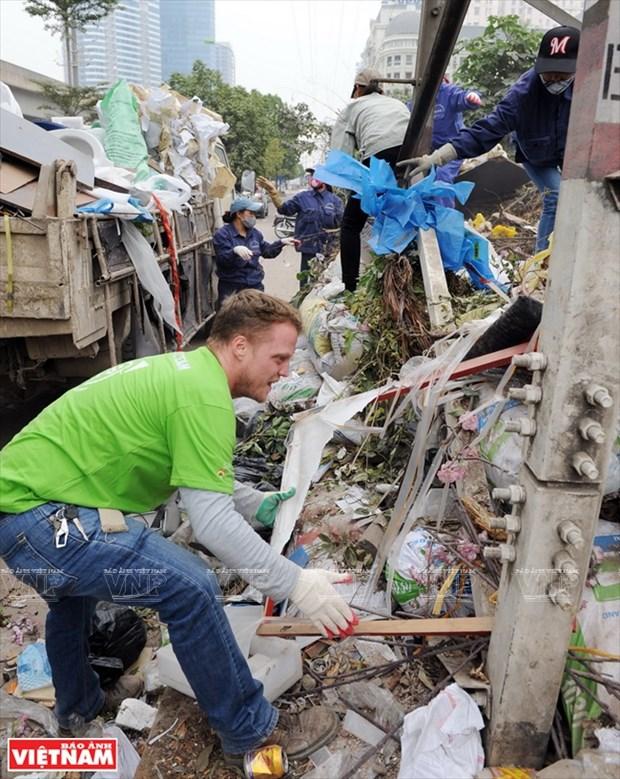 Keep Hanoi Clean为河内清洁行动 hinh anh 8