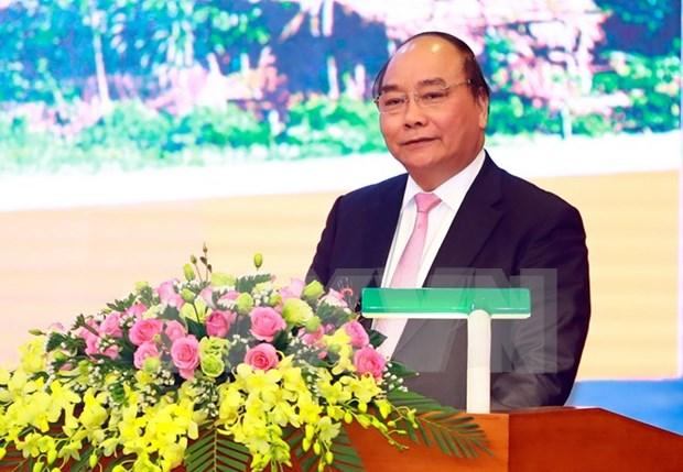 阮春福总理:宣光省应注重基础设施建设 大力吸引投资 hinh anh 1