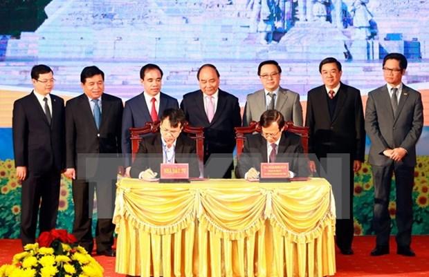 阮春福总理:宣光省应注重基础设施建设 大力吸引投资 hinh anh 2