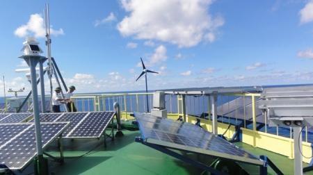 越南努力采用绿色技术应对气候变化 hinh anh 1