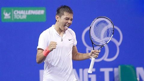 ATP最新排名:李黄南名次下降8位 hinh anh 1
