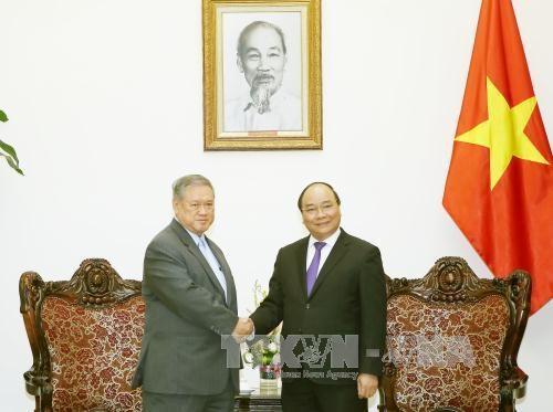 阮春福总理: 越南欢迎文莱对越基础设施建设进行投资 hinh anh 1