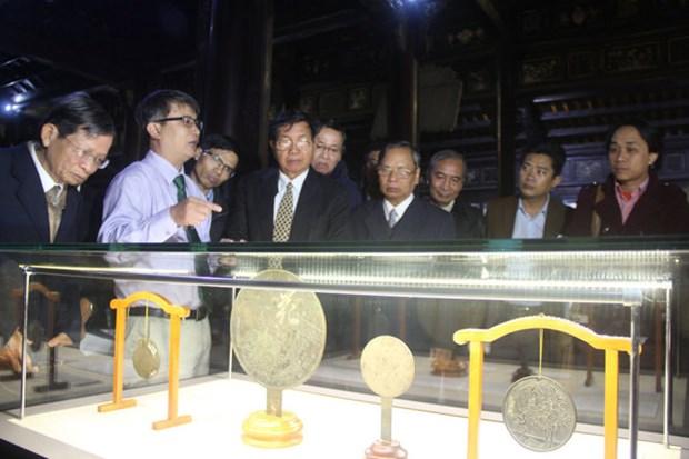 """""""历史上的越日贸易交流""""展览会在承天顺化省举行 hinh anh 1"""