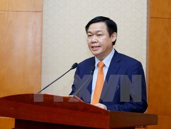 王庭惠副总理:经济一体化在融入国际社会进程中扮演主导地位 hinh anh 1