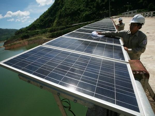 越南与韩国加强节能与环保技术转让合作 hinh anh 1