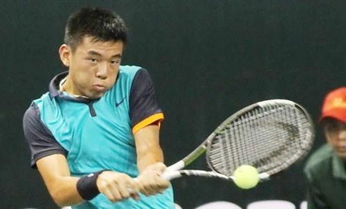 2017年中国男网F3未来赛:李黄南止步男双首轮 hinh anh 1