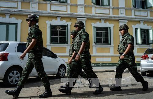 泰国通过未来十年国防现代化计划 hinh anh 1