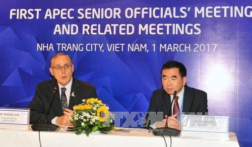 APEC秘书处执行长波拉德:越南充分发挥协调作用成为APEC 成员经济体的沟通桥梁 hinh anh 1