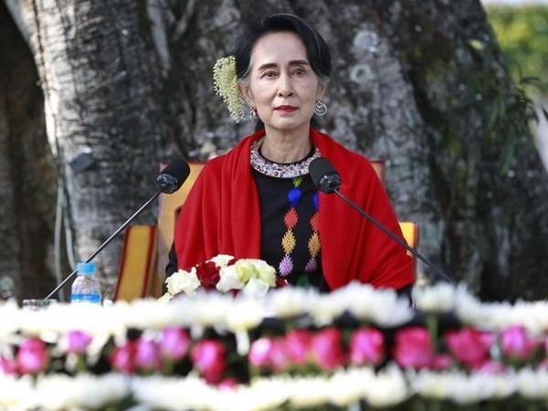 缅甸与柬埔寨加强多领域的合作 hinh anh 1