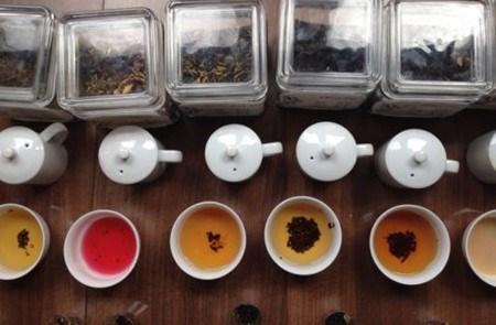 越南参加亚洲地区规模最大的国际咖啡与茶业展 hinh anh 1