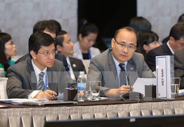 2017年APEC会议就APEC优先事项进行讨论 hinh anh 1