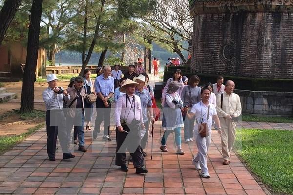 越南接待国际游客创多年之最 hinh anh 1