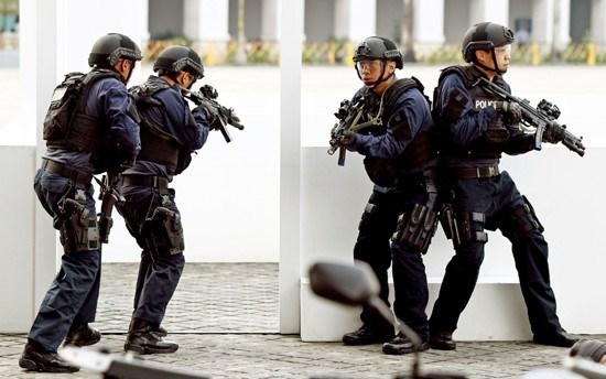 新加坡拟加强防恐能力 hinh anh 1