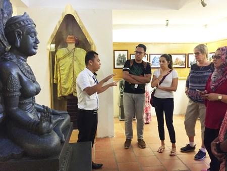 2017年APEC会议为越南旅游业发展注入动力 hinh anh 1