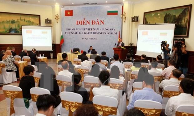 保加利亚国庆节139周年纪念活动在越南举行 hinh anh 1