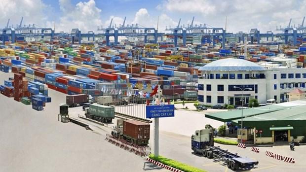2017年2月份越南贸易逆差12亿美元 hinh anh 1