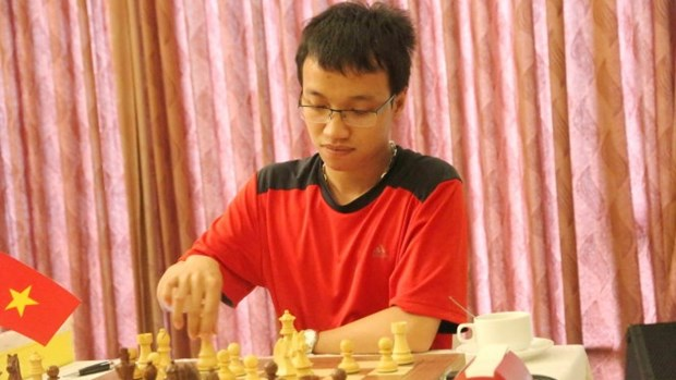 越南国际象棋选手金凤和长山获国际象棋世界杯赛参赛资格 hinh anh 1