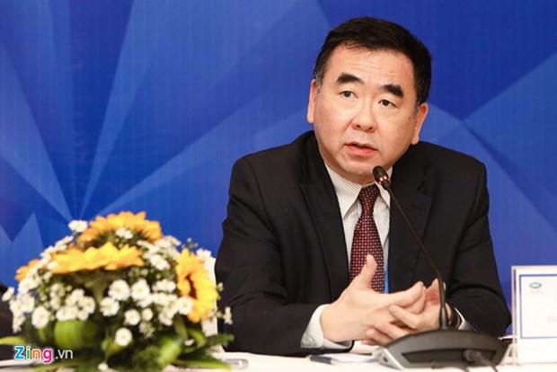 APEC政策支持小组主任丹尼斯•休:努力协助中小微型企业提高竞争力 hinh anh 1