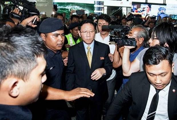马来西亚和朝鲜互逐大使 hinh anh 1