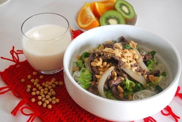 全球早餐购买力排行 越南人日均早餐支付最多 hinh anh 1