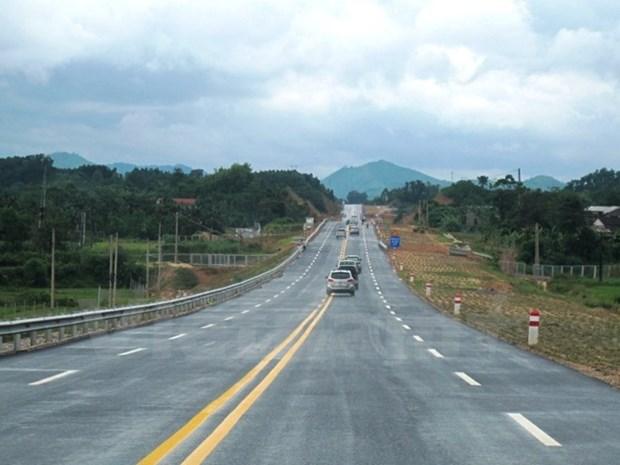 越南与老挝将早日开展河内-万象高速公路项目 hinh anh 1