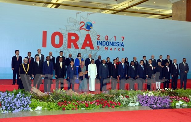 环印度洋地区合作联盟峰会在印度尼西亚开幕 hinh anh 1