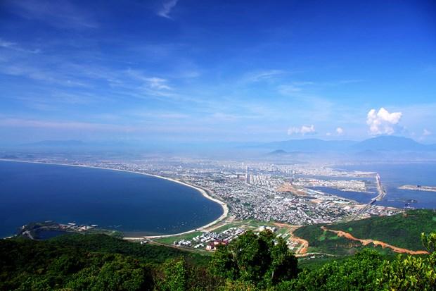 岘港市具有吸引力的旅游目的地——山茶半岛 hinh anh 3