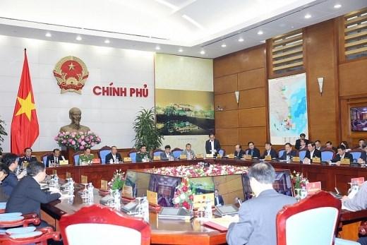 张和平副总理:存在犯罪活动严重情况的地方政府要承担起责任 hinh anh 1