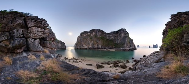 《金刚-骷髅岛》正式上映:越南广宁省发展旅游业的良好机会 hinh anh 4
