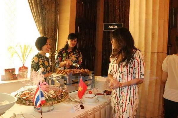 越南参加第5届印尼国际美食节 hinh anh 1