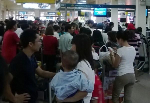 越南新山一国际机场网站遭黑客攻击 hinh anh 1