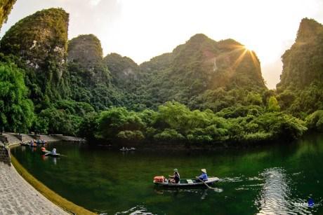 《金刚-骷髅岛》正式上映:越南宁平省发展旅游业的良好机会 hinh anh 2