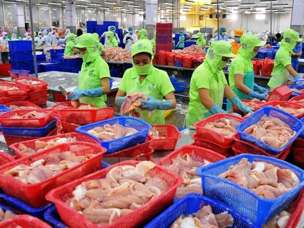 2017年前2月越南内资和外资企业出口都保持增长势头 hinh anh 2