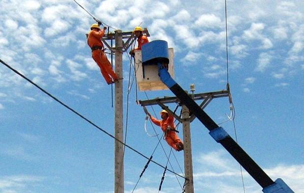 金瓯省出资近4千万美元将电力送到农村 hinh anh 1