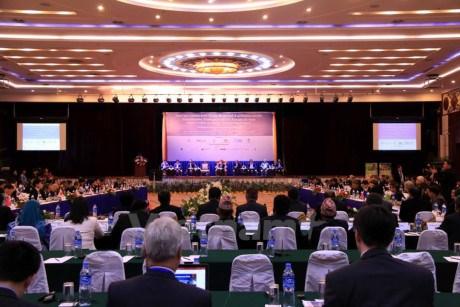 第十届环境可持续交通地区论坛在老挝开幕 hinh anh 1