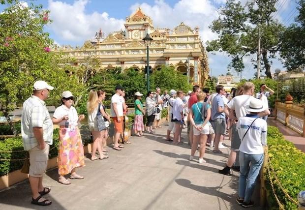 越南发布《旅游文明行为规范》 hinh anh 1
