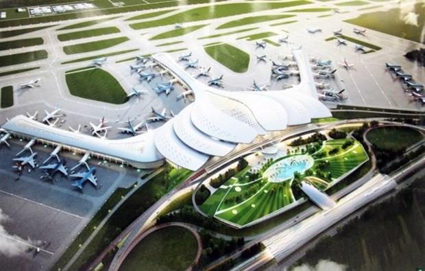 郑廷勇副总理要求成立咨询组 咨询选择龙城国际机场设计方案 hinh anh 1