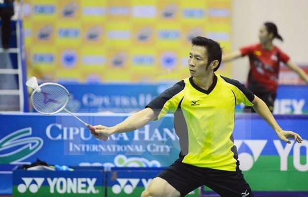 来自16个国家的305名运动员将参加2017年越南国际羽毛球公开赛 hinh anh 1