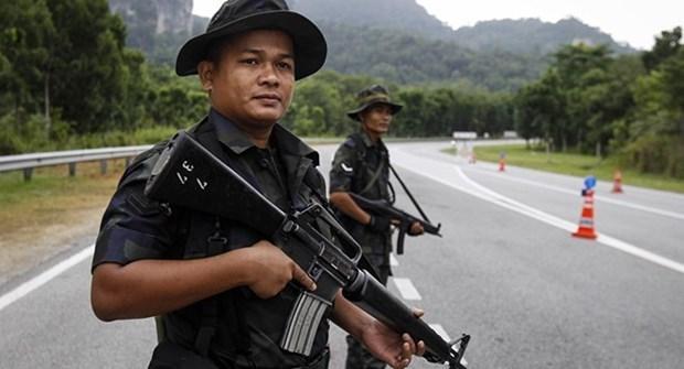 马来西亚警方逮捕7名涉恐嫌犯 被指与IS有关 hinh anh 1
