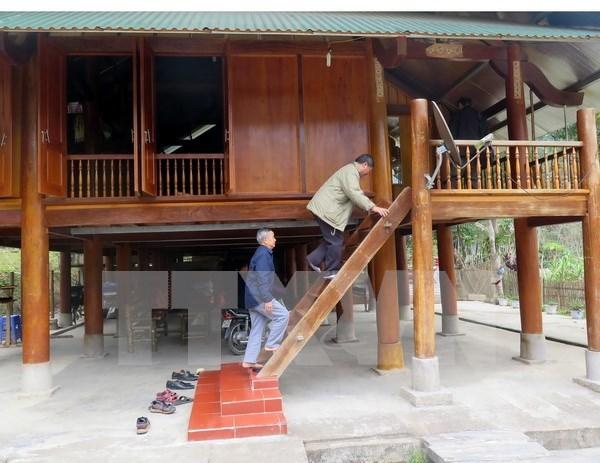 越南宣光省最偏远地区做家庭旅馆生意 hinh anh 1