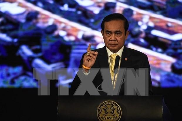 泰国政府通过国家改革法案和国家战略法案 hinh anh 1